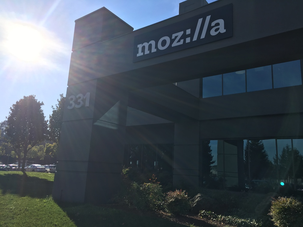 Mozilla Headquarter in Mountain View